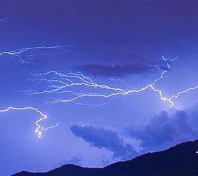 Роль молнии в появлении жизни